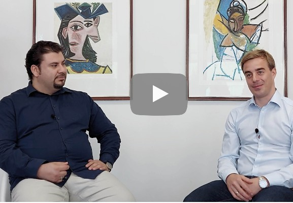 Video L-One Systems Interview with Lionel Born & Feras Tanan